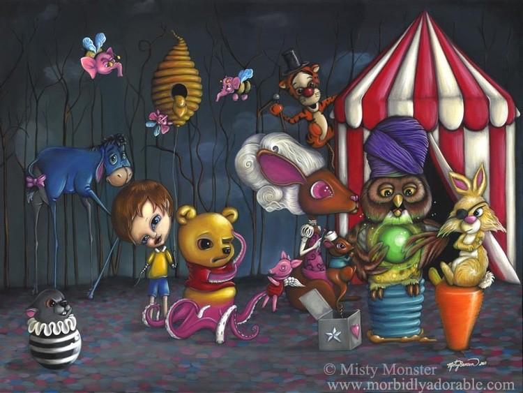 Cirque du Pooh