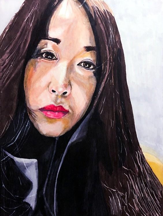 Portrait of Liyasiya