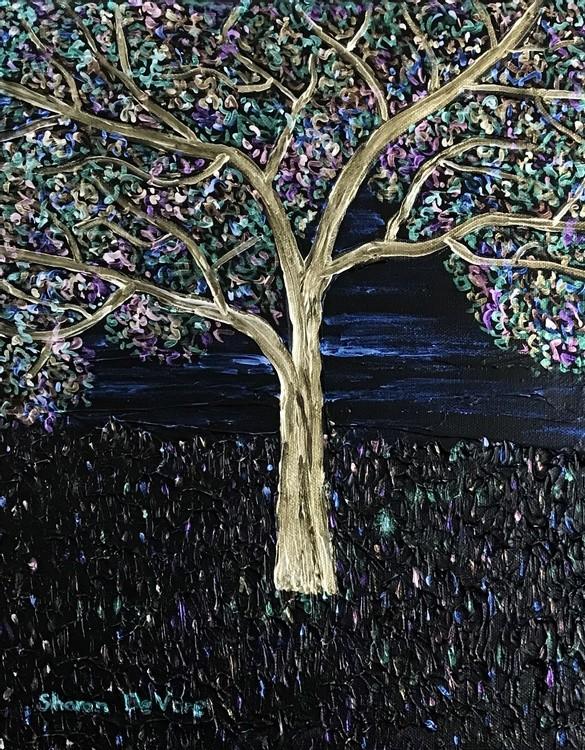 Tree Abstract 3