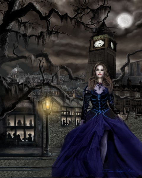 Drucilla - Princess of the Night