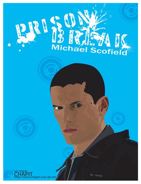 Prison Break - Michael Scofield