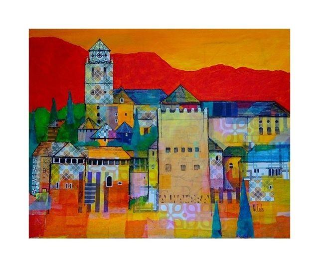 Alhambra Collage