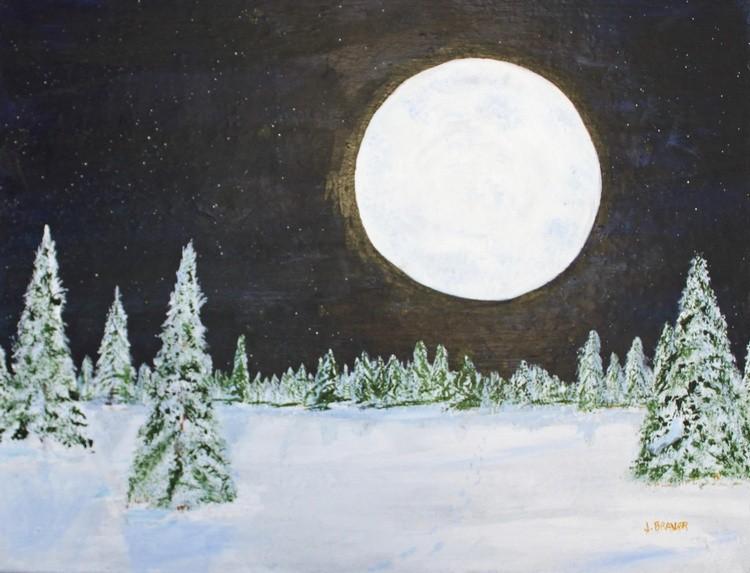 Snow MOON   200302