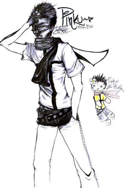 Pinku~Chan! (INCOMPLETE! @.x)