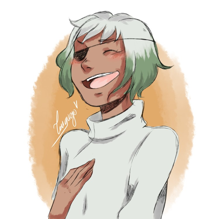 Smile, Mutsuki - chan
