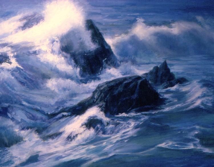 Maine Seascape