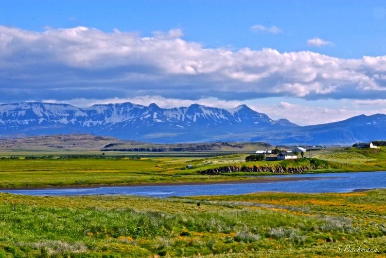 Borgarfjörður Iceland