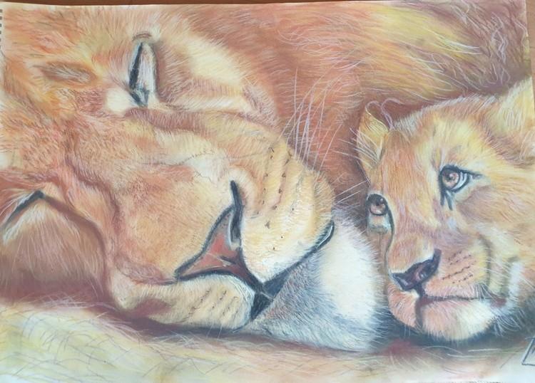 Lion love 5