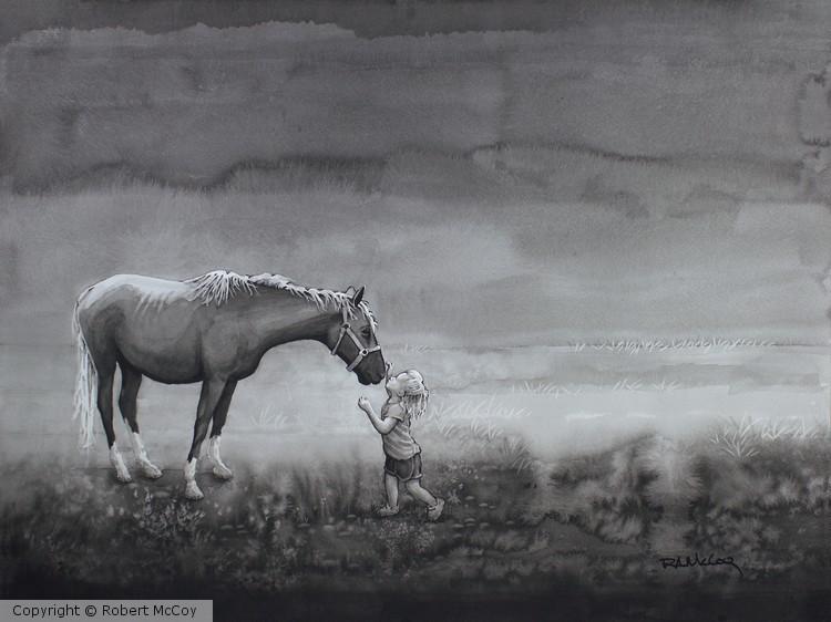 Prairie Kiss
