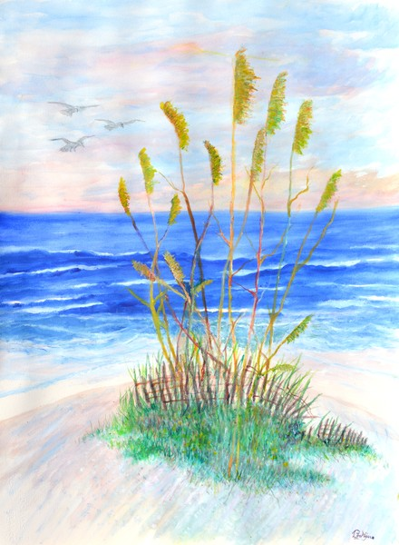 Whispering Sea Oats