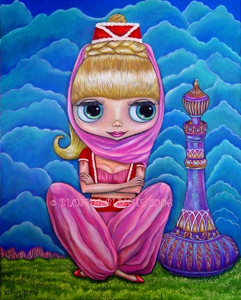 I Dream of Jeannie Blythe