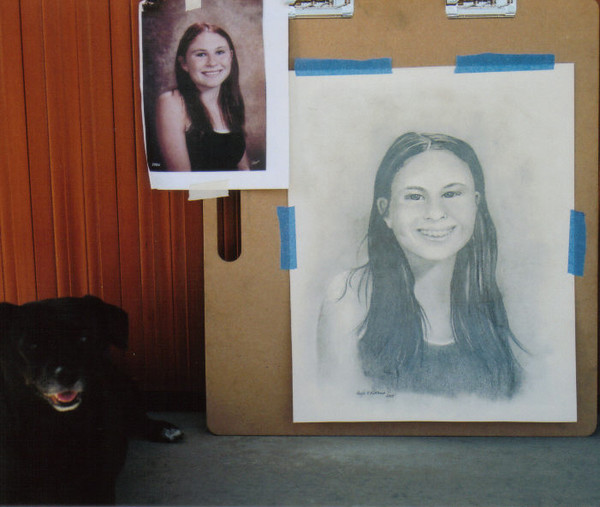 Portrait of Steffi