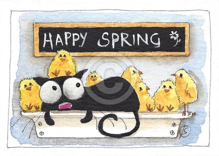 Happy Spring Chicks