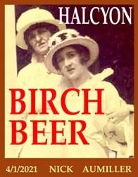 Birch Beer, Label