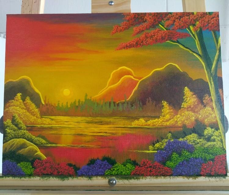 Pintura pra Ilma