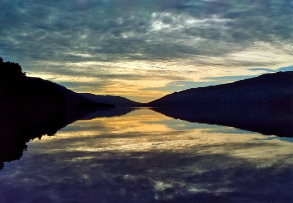 Loch Earn At Dawn