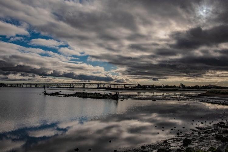 Morning along the Strait - June 2021