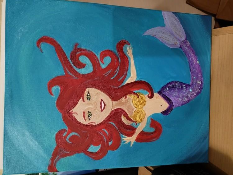 Mermaid - Deep Sea