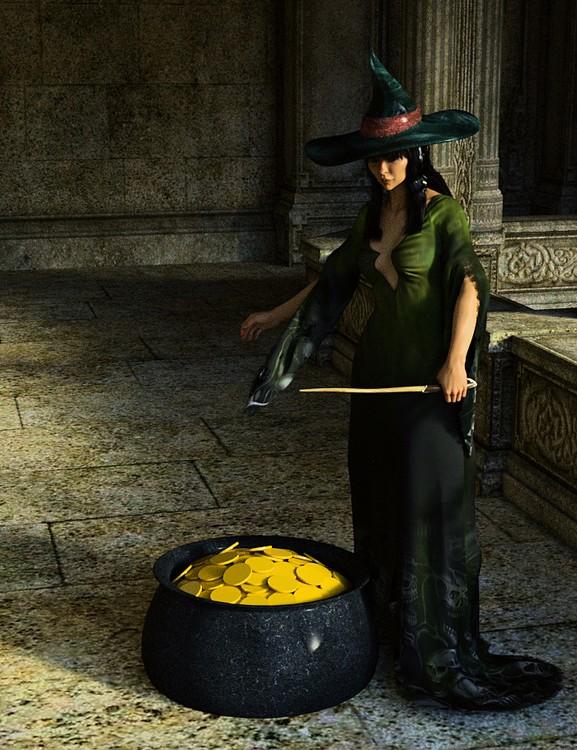 Witch Coockies