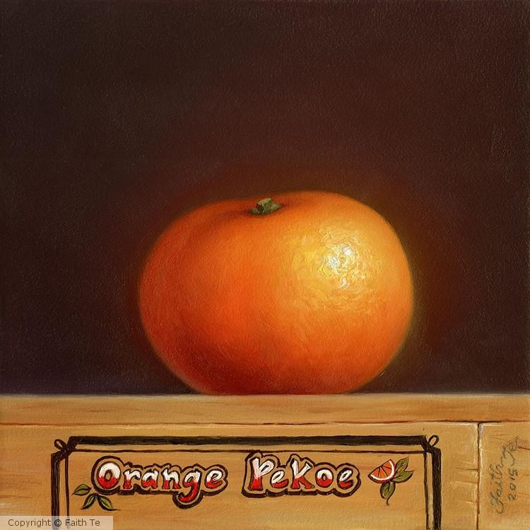 Orange and Orange Pekoe
