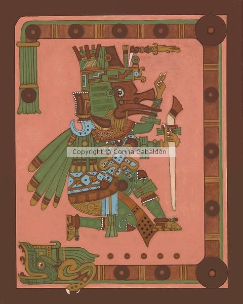 Quetzalcoatl - God of Life