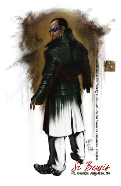 Si Bengis ;another Vigilante