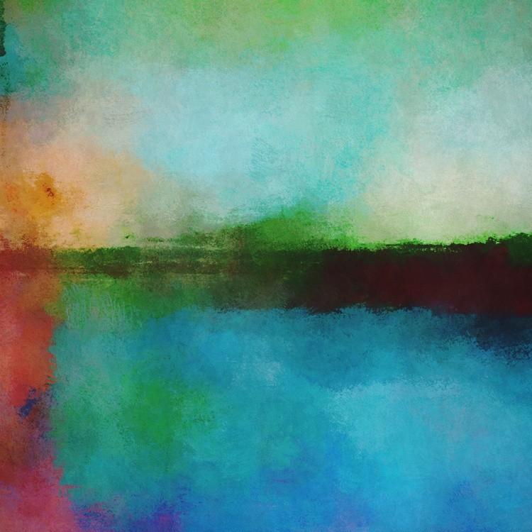 Bluish Dawn