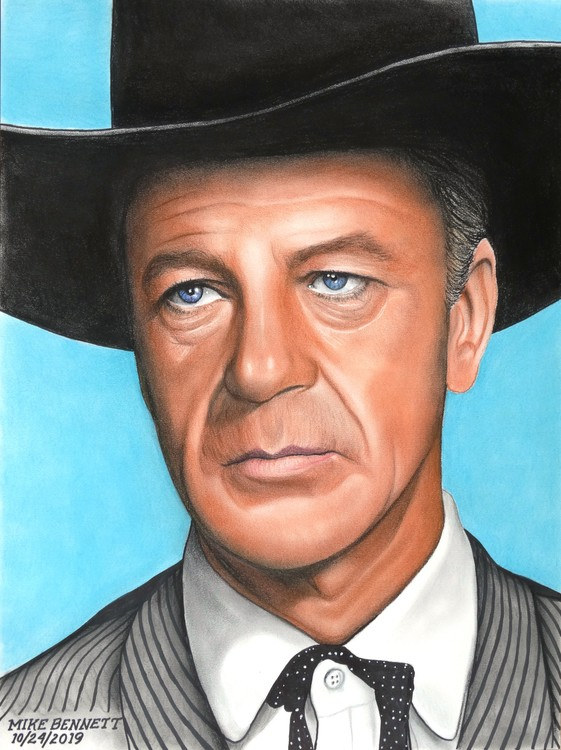 Gary Cooper as Marshall Will Kane