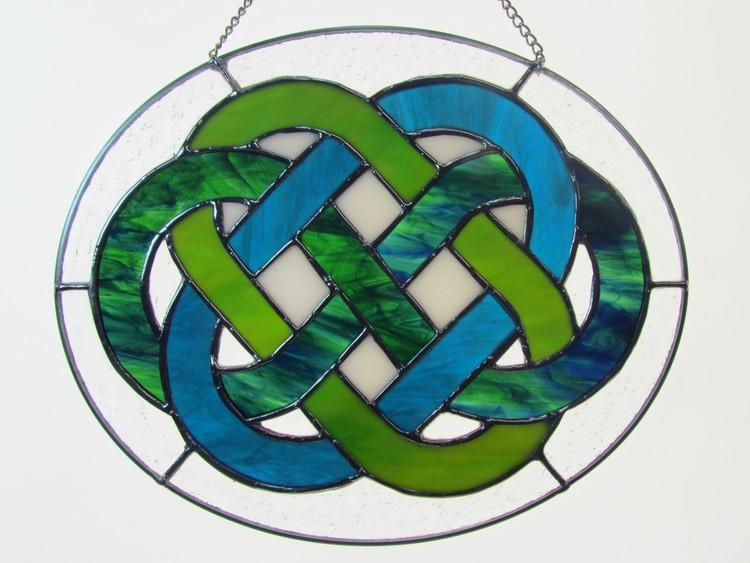 Celtic Wedding Knot No. 18-1