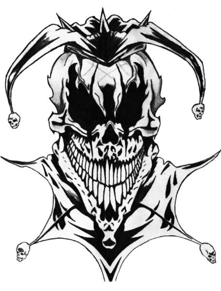 Wicked Jester by Josh Aikins | ArtWanted.com