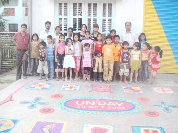 Mandap Exhibition. UN Day 2008 Celebration