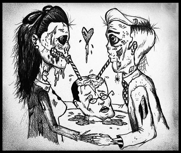 Putrid Love By Bonnie Clark Artwanted Com