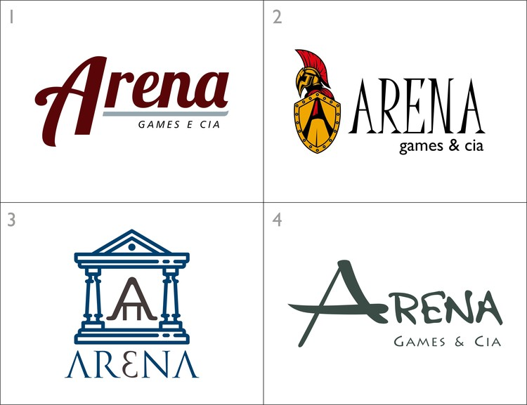 Arena Logo modelos