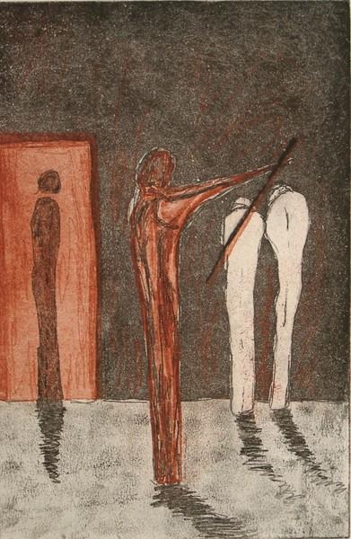Franz Kafka The Trial - punisher