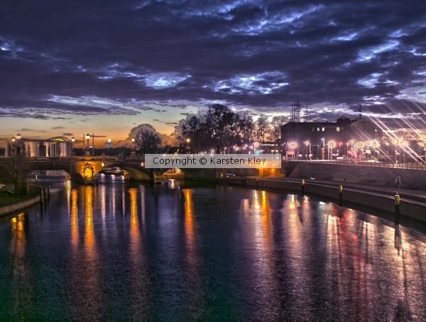 Berlin City Lightz 8 HDR