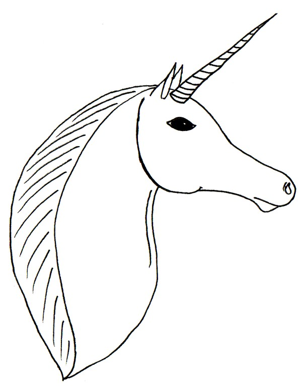 Unicorn Symbol By Tammy Haebich Artwanted