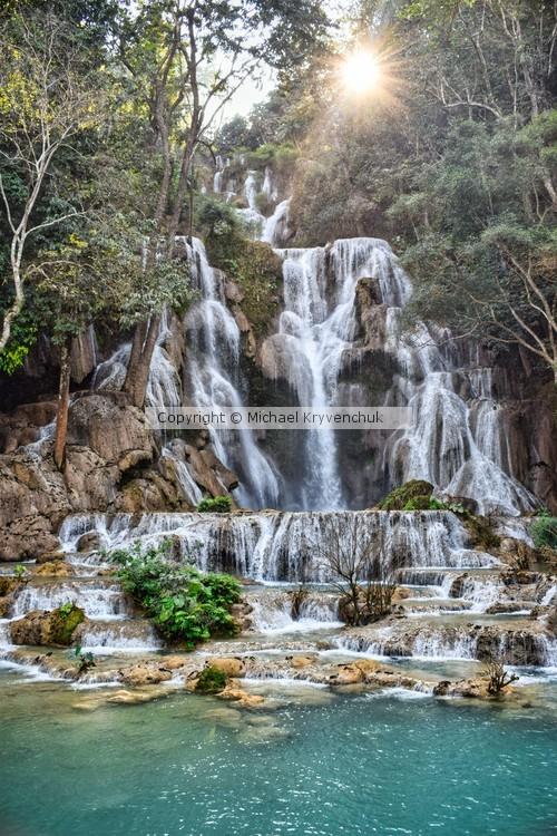 Loas Waterfall
