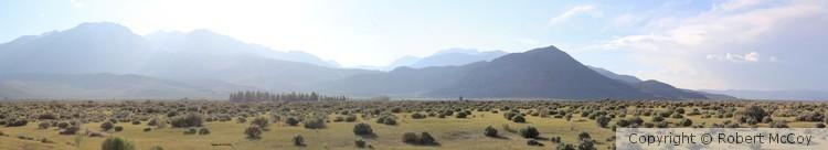 Somewhere in Idaho