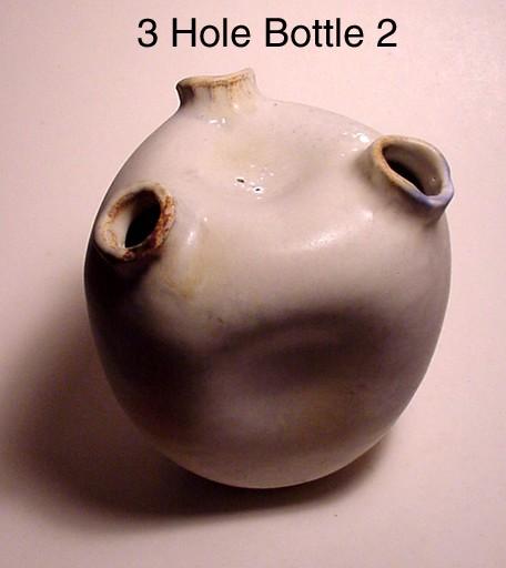 3 Hole Bottle #2