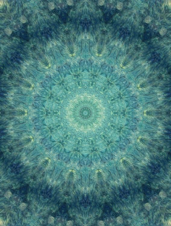 Painted Kaleidoscope 5