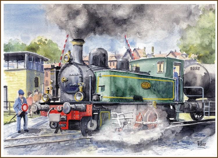 The last steamer