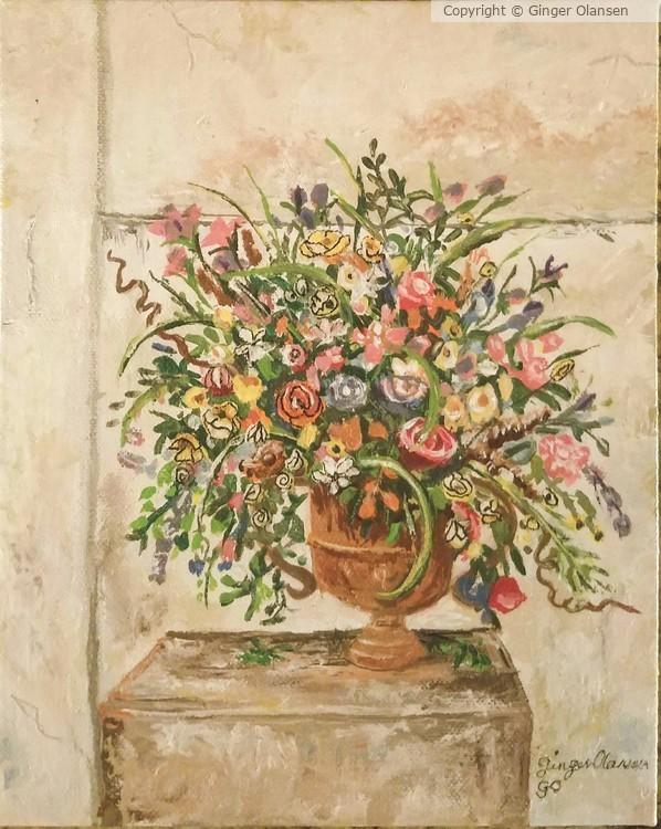 Flower in Vase 1