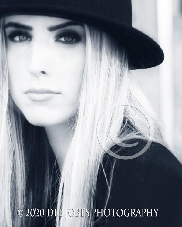Michelle Model Portrait