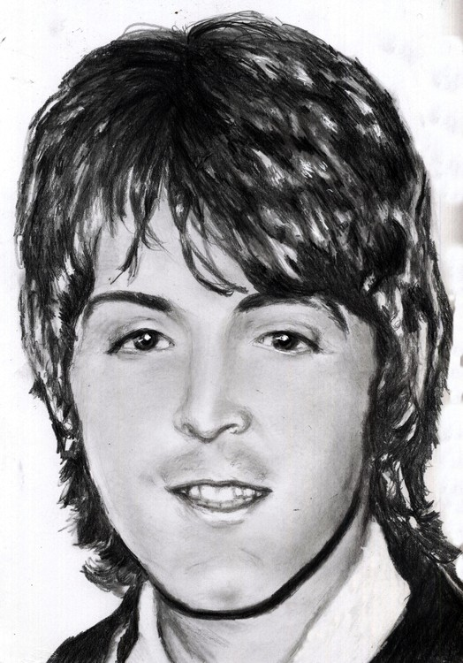 Paul McCartney - young