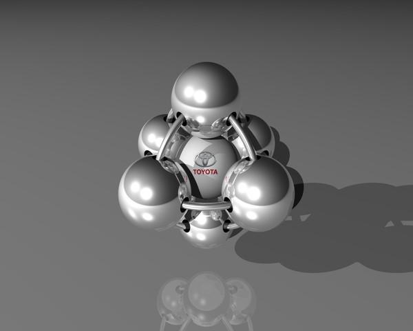 Toyota Spheres