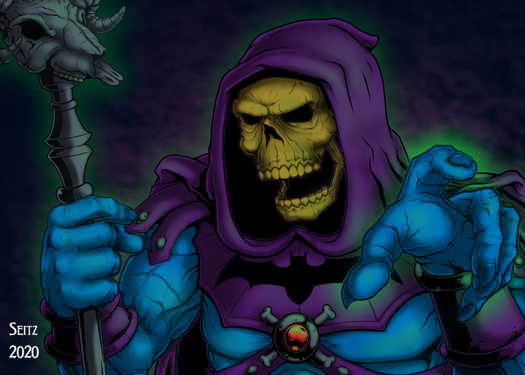 Skeletor Taunts