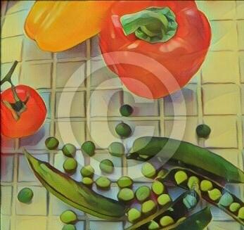 Peas  n pepper