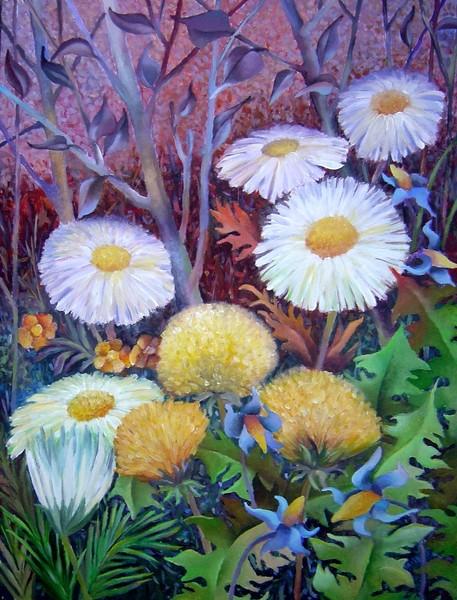Blumen 3-sold