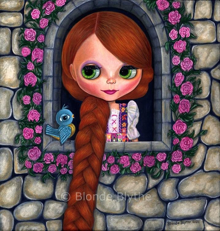 Rapunzel Blythe II
