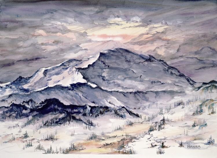 Majestic Mt.McKinley
